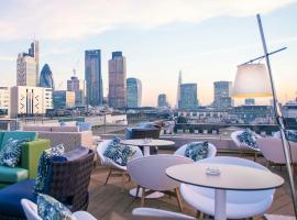 蒙卡尔姆皇家伦敦之家酒店,位于伦敦的酒店