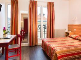 家庭住宅公寓式酒店,位于巴黎的公寓