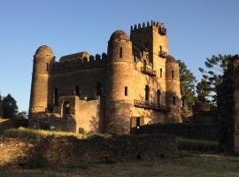 Lodge du Chateau, Gonder
