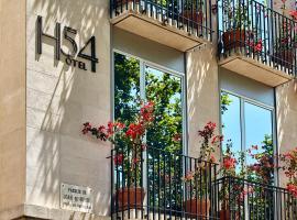 巴塞罗那54酒店