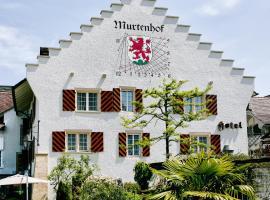 穆尔滕霍夫&克朗酒店