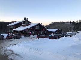 瑞士小屋村旅馆