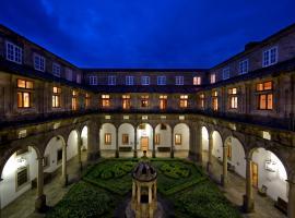 圣地亚哥-天主教皇旅馆, 圣地亚哥-德孔波斯特拉