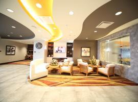 埃德蒙顿机场温德姆花园酒店