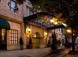 波哥大-罗萨莱斯希尔顿合博套房酒店