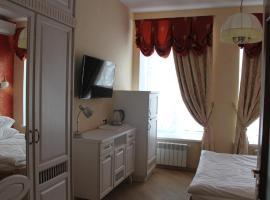 Hotel Partkom, 鄂木斯克