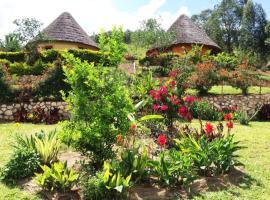 馁优热山畔旅馆, Mbarara (Rwampara附近)