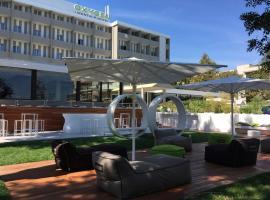 海尔维帕尔科纯氧生活方式酒店