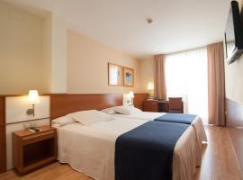 索洛亚中心酒店, 瓦伦西亚