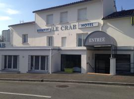 Hôtel Le Crab, 昂古莱姆