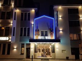 瓦利酒店,位于比勒费尔德的酒店