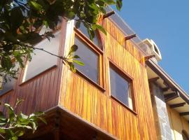 El Balconcito Hostel