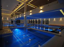 Aqvatonic Hotel - Steaua de Mare, 艾福雷诺德