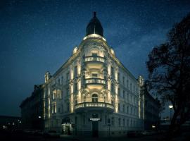Theresian Hotel & Spa, 奥洛穆茨