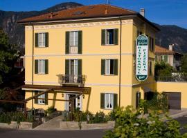 阿尔贝尔酒店各力格纳意大利餐厅