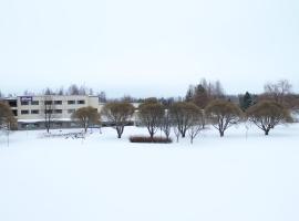 Hotelli Puustelli Lieksa, 列克萨