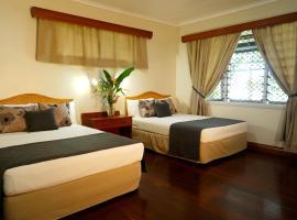 利阿莫珊瑚礁度假酒店