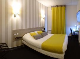 昂古莱姆巴拉丁斯酒店