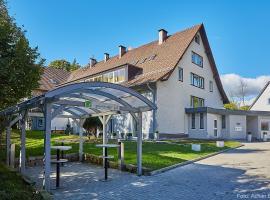 布兰德布希瓦尔德酒店,位于比勒费尔德的酒店