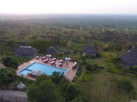 Parkview Safari Lodge-Kyambura, Busonga