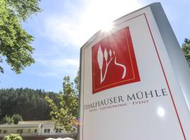 Thalhauser Mühle Hotel-Restaurant