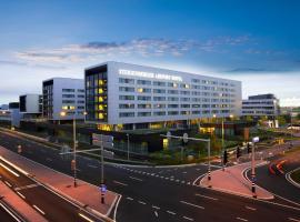 阿姆斯特丹机场多林特酒店,位于史基浦的酒店