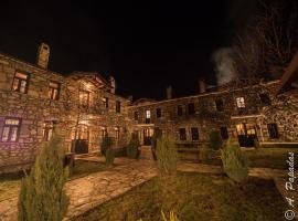Al Monte Hotel, Vronterón