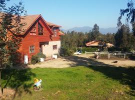 Casa de Campo Paihuen