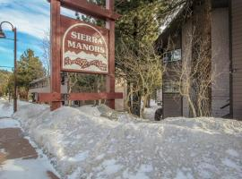 Sierra Manor Escape