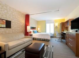 希尔顿欣庭套房酒店 -比洛克西/北部/ 德伊贝维尔, 比洛克西
