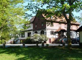 罗森柯伊兹森林旅馆, Sensbachtal