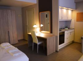 安特卫普城公寓酒店