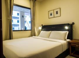 金色之砖酒店