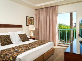 艾斯罗特尔亚姆斯弗酒店,位于埃拉特的酒店