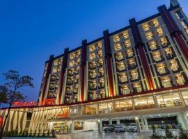 锆石酒店,位于曼谷的酒店