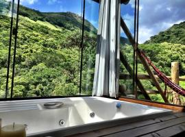 Glamping Cachoeira dos Borges