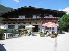 Mountain High Lodge