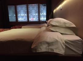 银川可可新天地公寓酒店