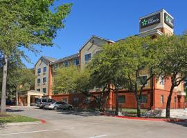奥斯汀 - 西北/植物园美国长住公寓式酒店