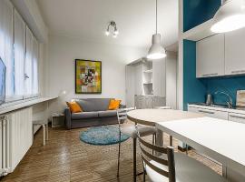 布罗利奥2号设计阁楼公寓