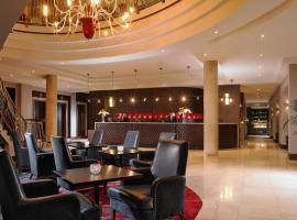 红牛莫兰酒店, 克劳道金