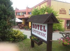 考普米克酒店, Frombork