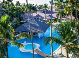 蓬塔卡纳海滩日景全包Spa中心和度假村