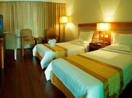 三亚鸿芳中洋海景酒店