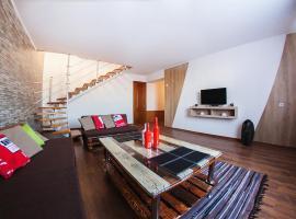 DayNight Apartments on Suvorova