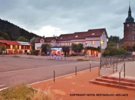 Logis Hotel des Lacs, Celles-sur-Plaine