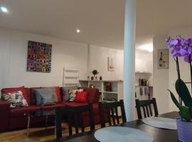 巴黎迷人公寓 - 维莱特