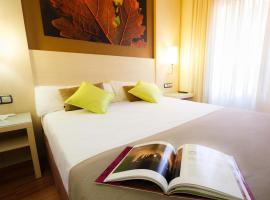 孔德斯哈罗酒店,位于洛格罗尼奥的酒店