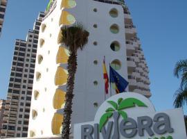 里维埃拉海滩成人酒店