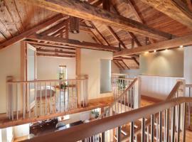 Cottage Jacques Cartier, Stoneham